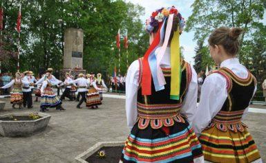 Taniec poznańskich kibiców w Cambridge Dictionary