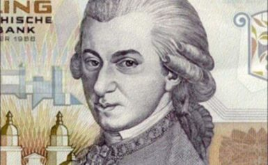 Muzyka Mozarta żeby dziecko było inteligentne?