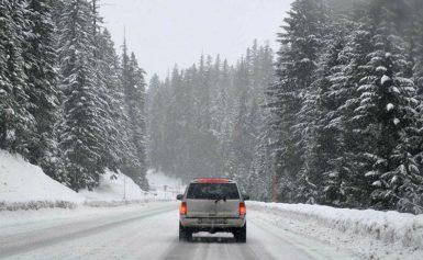 Jak jeździć samochodem w zimie