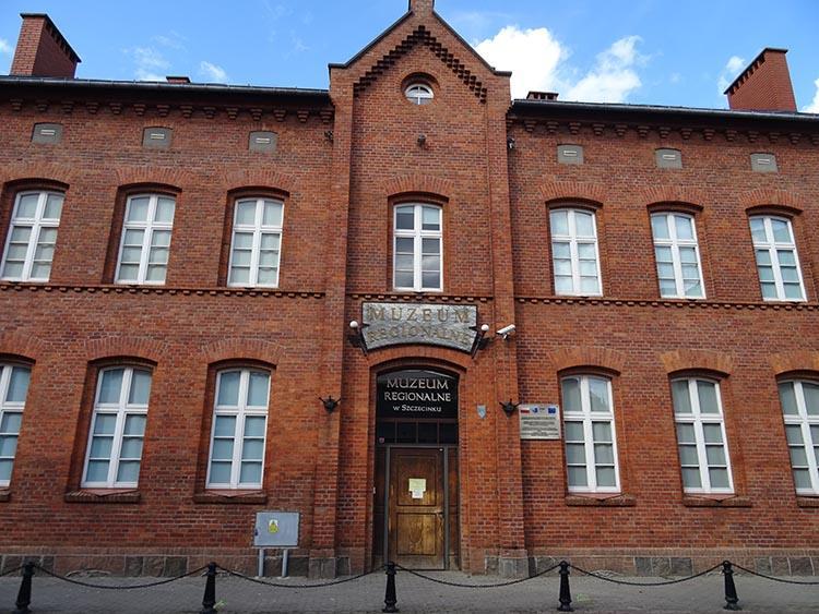 muzeum regionalne Szczecinek ciekawostki