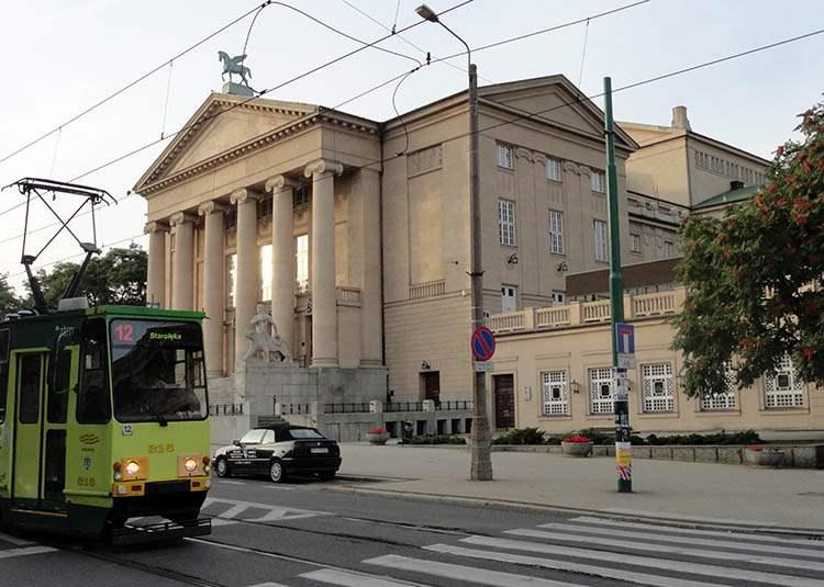 Teatr Narodowy Opera Poznań ciekawostki