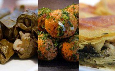 Tradycyjne tureckie przysmaki