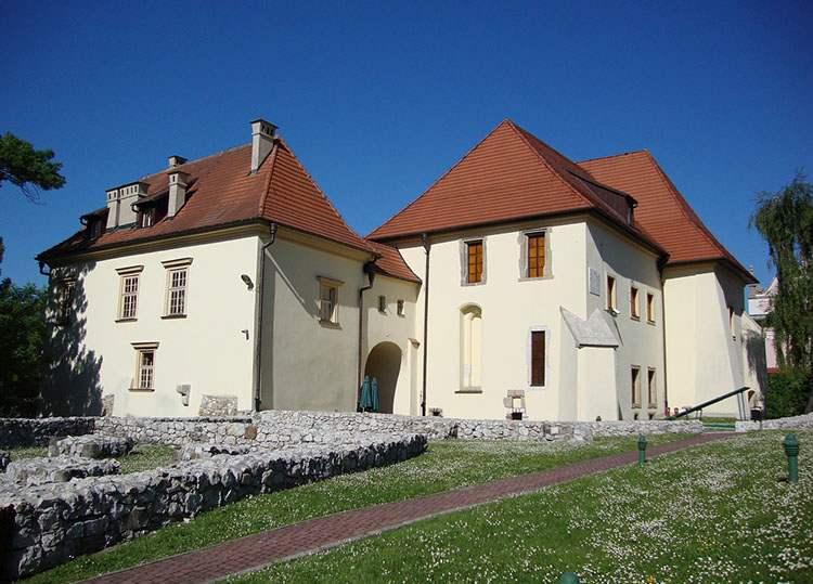 zamek żupny kopalnia soli Wieliczka ciekawostki