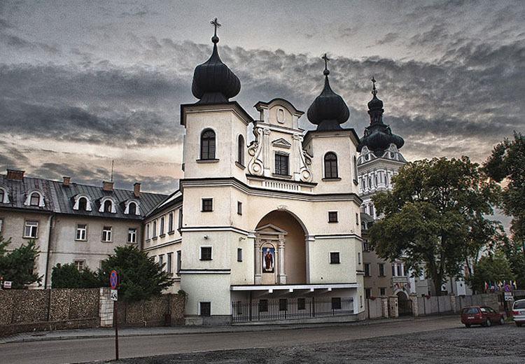 klasztor redemptorystów Tuchów ciekawostki atrakcje zabytki