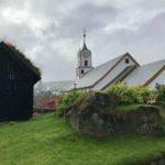 Torshavn stolica Wyspy Owcze stare miasto Tinganes