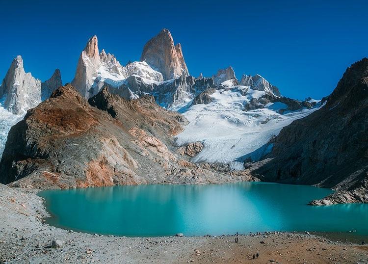 góra Froitzroy Fritz Roy Patagonia ciekawostki
