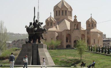 Katedra św. Grzegorza Oświeciciela, Erywań