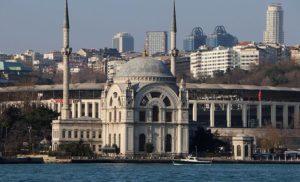 Beşiktaş – dzielnica Stambułu