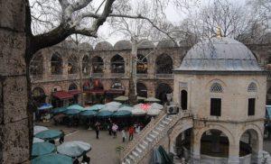 Bursa, miasto w Turcji