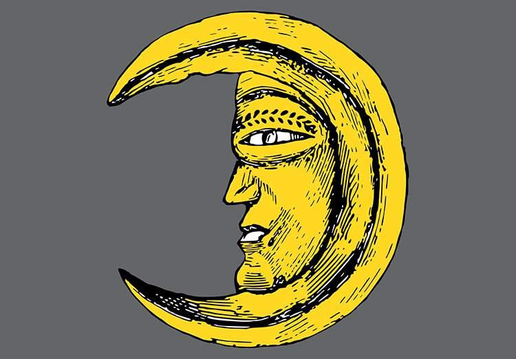 Księżyc ciekawostki dla dzieci o Księżycu