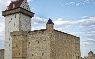 Zamek Hermana w Narwie, Estonia