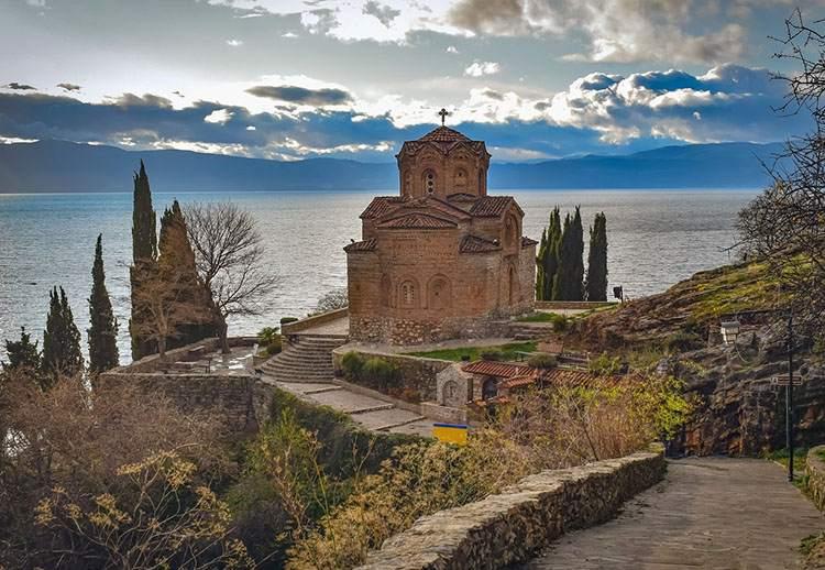 Macedonia Północna i Albania