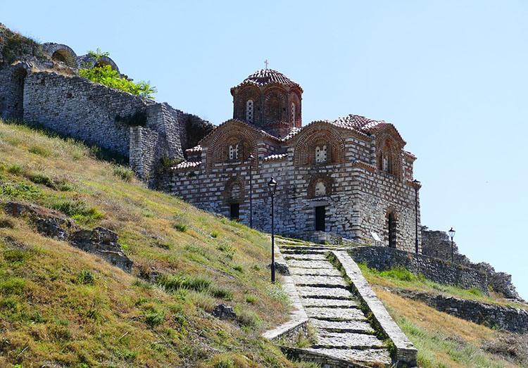 Berat Albania ciekawostki atrakcje