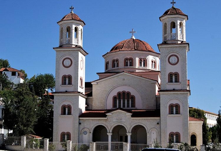 katedra Berat Albania ciekawostki atrakcje