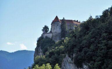 Słoweński Bled i jego zabytki
