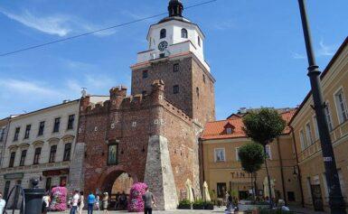 Brama Krakowska – symbol Lublina