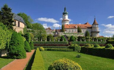 Novo Mesto w Słowenii i jego atrakcje