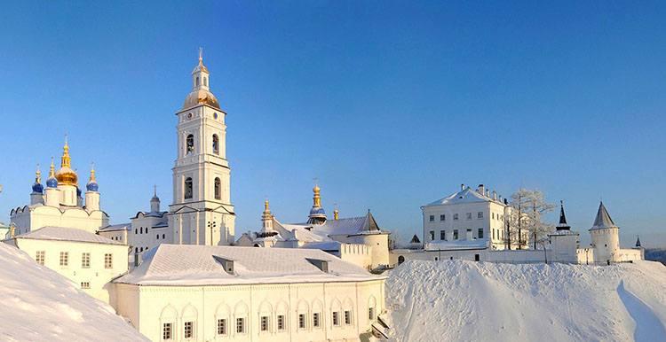 klasztor Omsk Syberia ciekawostki