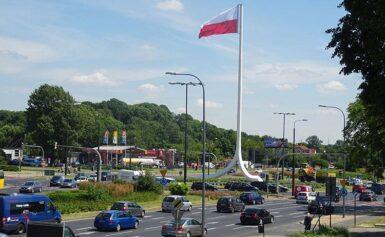 Maszt Niepodległości w Lublinie