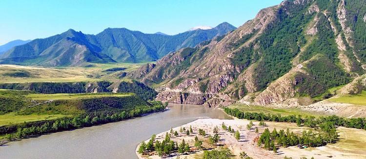 góry Atłaj Syberia ciekawostki