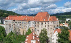 Najczęściej odwiedzane czeskie zamki i pałace