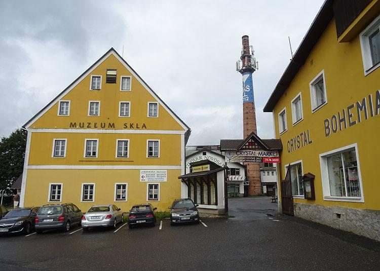 Z wizytą w czeskim miasteczku Harrachov