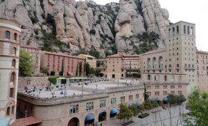 Montserrat w Katalonii – klasztor i La Moreneta
