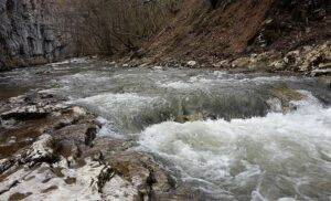 Wodospad Bigar, Rumunia