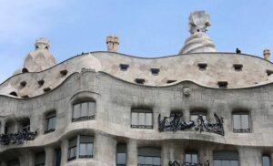 Casa Milà w Barcelonie