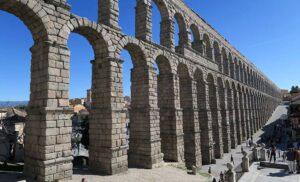 Segowia (Hiszpania) i jej słynny akwedukt