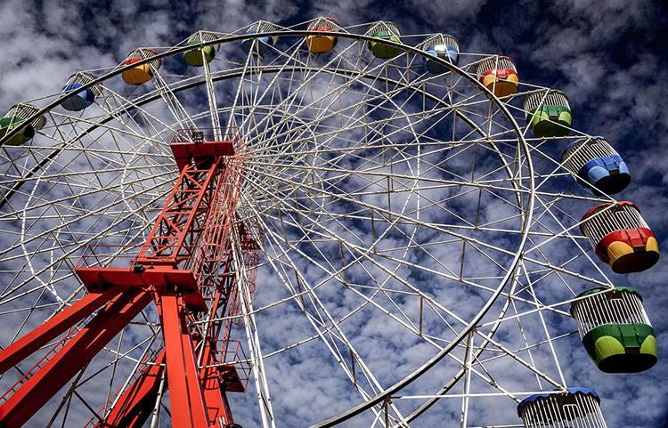 parki rozrywki ciekawostki Niemcy Ukraina Czechy-Słowacja park rozrywki