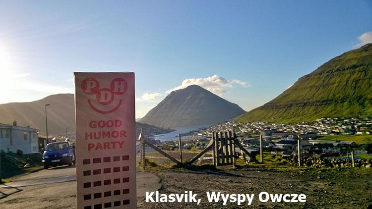 Klasvik Wyspy Owcze podróże Skandynawia ciekawostki