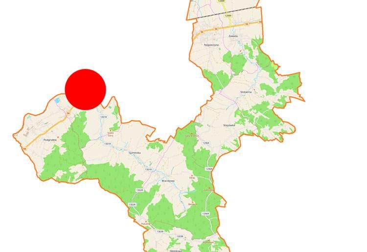 Wieś Latoszyn uzdrowiskiem