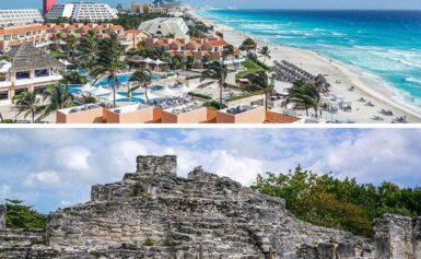 Cancún – meksykański kurort. Ciekawostki