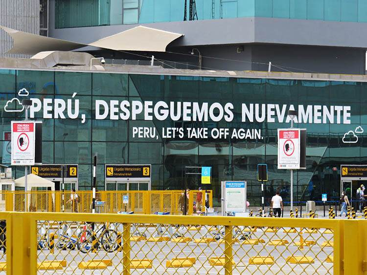 Koronawrius. Kiedy znów do Peru?
