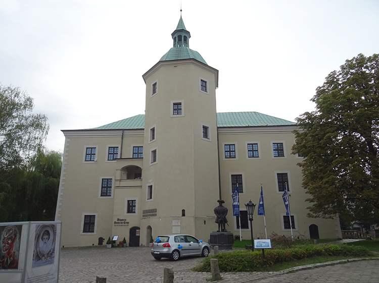 zamek Słupsk ciekawostki atrakcje zabytki