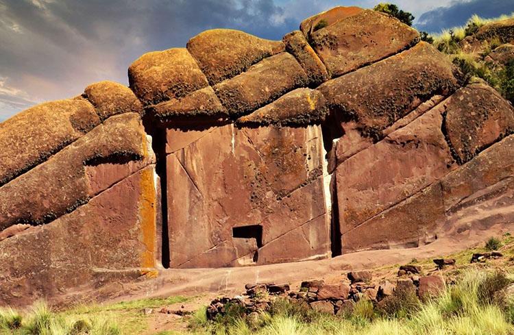 Aramu Muru Brama Bogów Titicaca