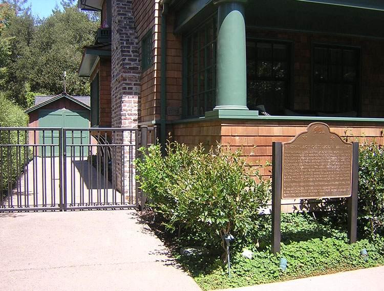 Hewlett Packard siedziba piwnica Dolina Krzemowa