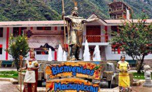 Machu Picchu i Covid-19