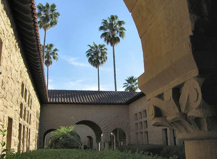 Stanford University Palo Alto ciekawostki