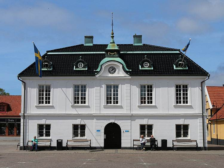 Laholm, miasto w Szwecji