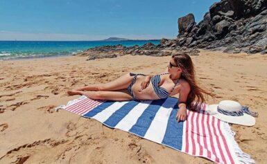 Wyspy Kanaryjskie. Niezwykłe plaże Lanzarote
