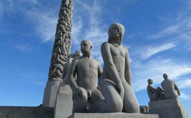 Park Vigelanda – niesamowity spacer wśród rzeźb