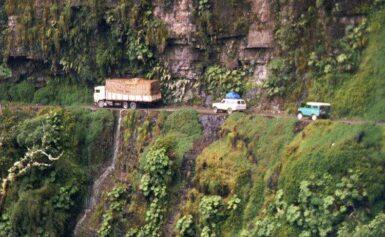 Yungas – Droga śmierci w Boliwii