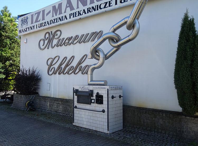 miasto Radzionków ciekawostki atrakcje Muzeum Chleba