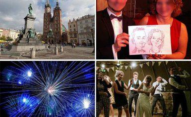 Oryginalna atrakcja weselna: karykatury na żywo