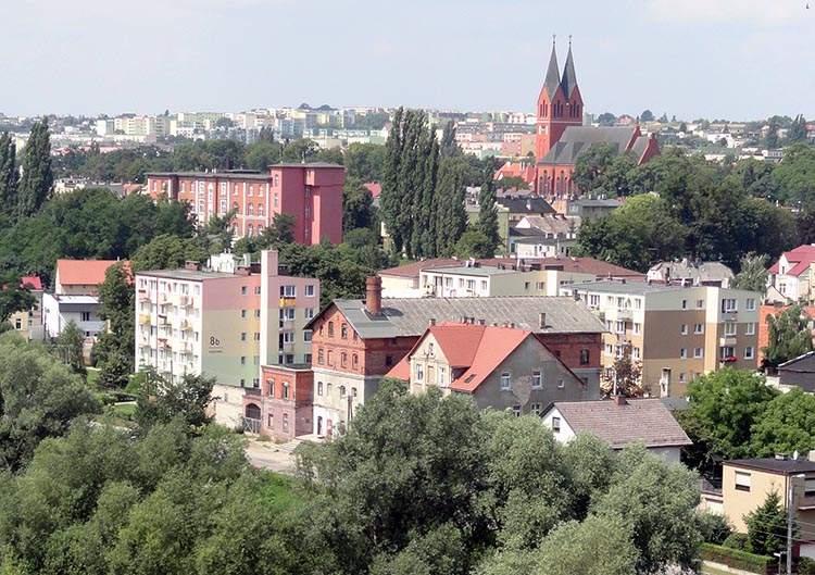 kościół miasto Świecie ciekawostki