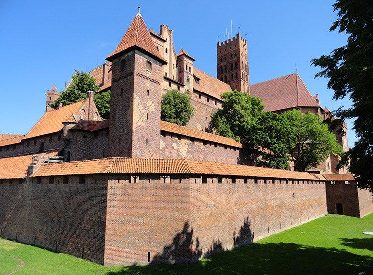 10 ciekawostek o Malborku