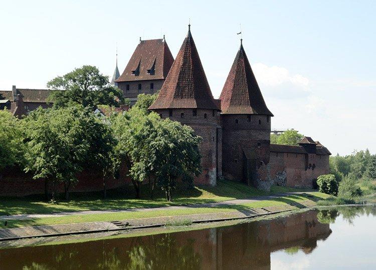 zamek Malbork ciekawostki